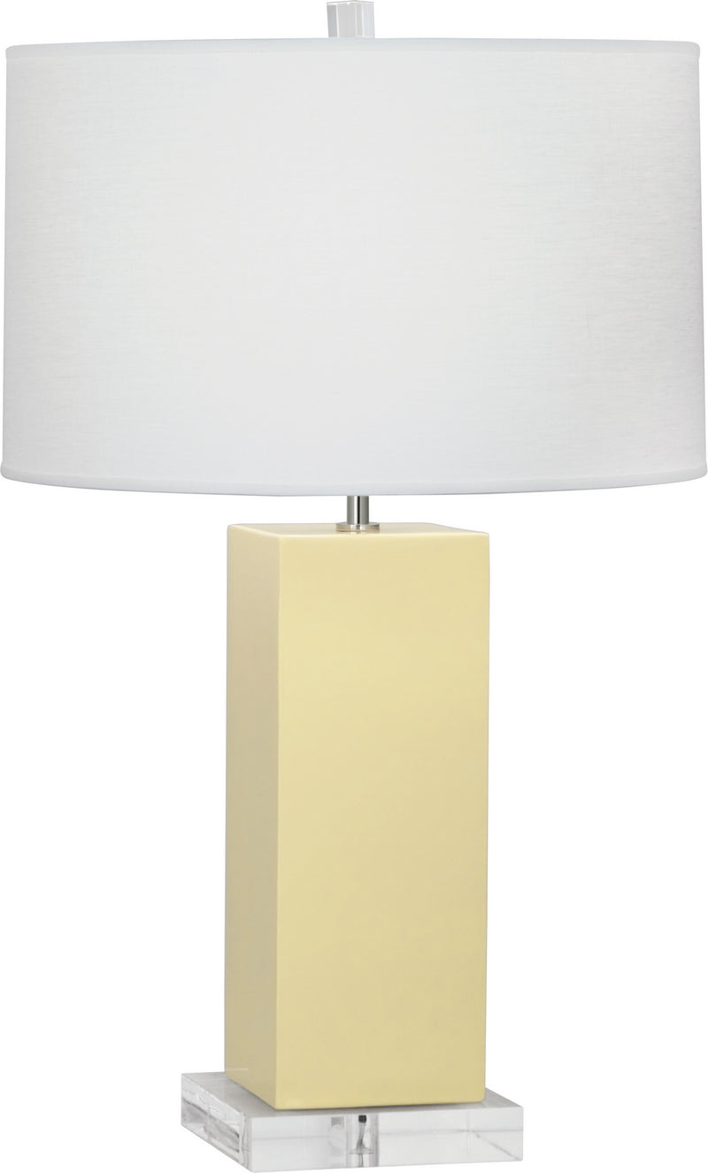 Robert Abbey BT995 Harvey One Light Table Lamp