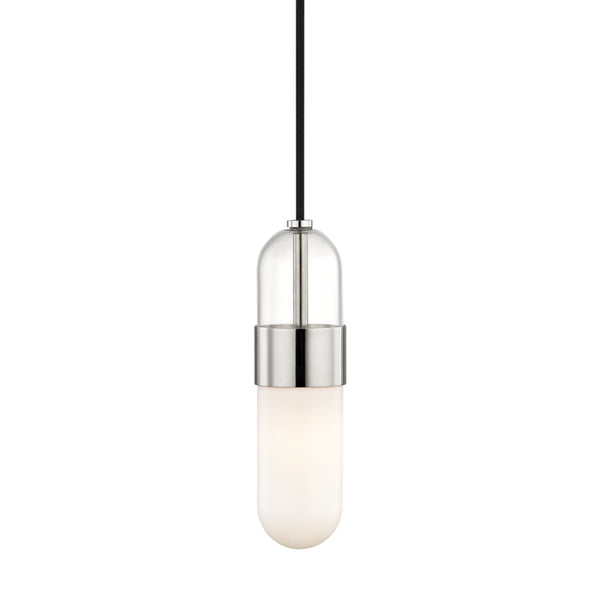 Mitzi H126701-PN Emilia One Light Pendant