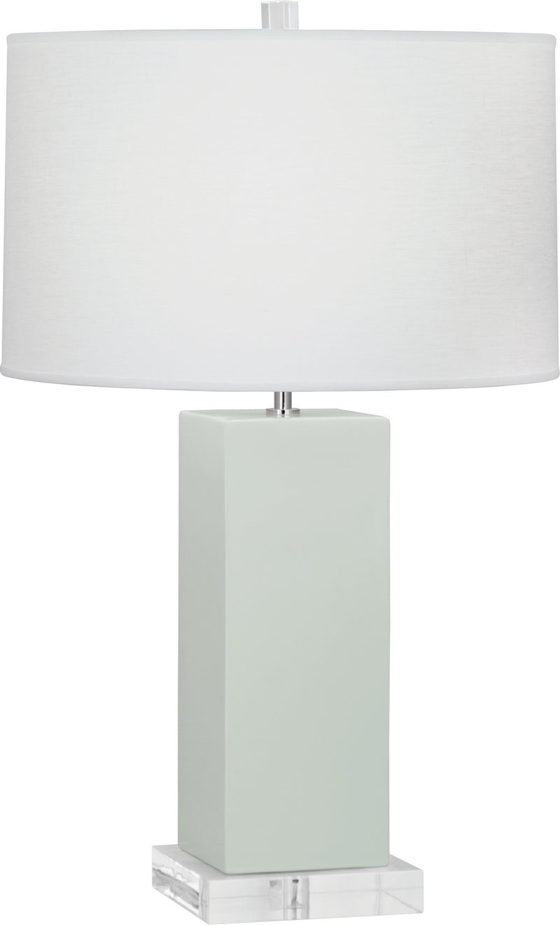 Robert Abbey CL995 Harvey One Light Table Lamp