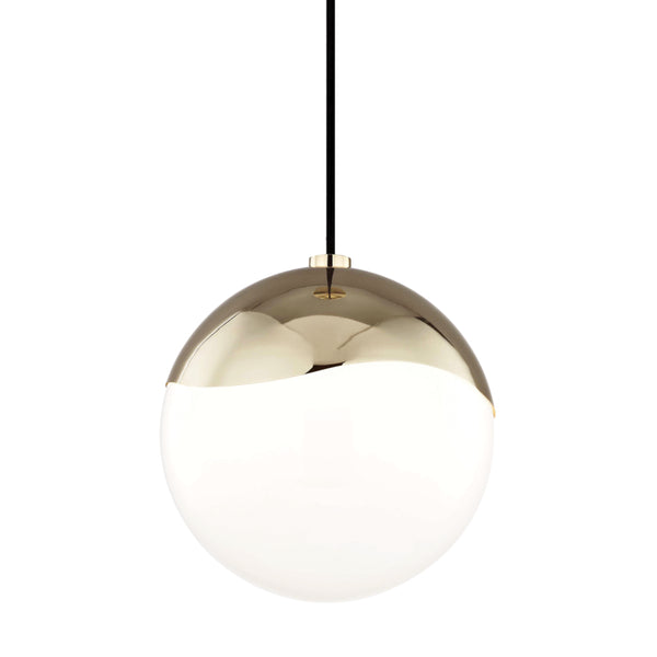 Mitzi H125701L-PB Ella One Light Pendant
