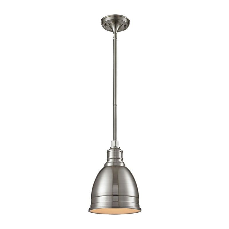 Elk Lighting 66850/1 Carolton One Light Mini Pendant