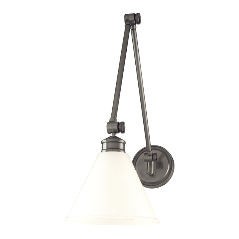 Hudson Valley 4731-AN Exeter One Light Wall Sconce
