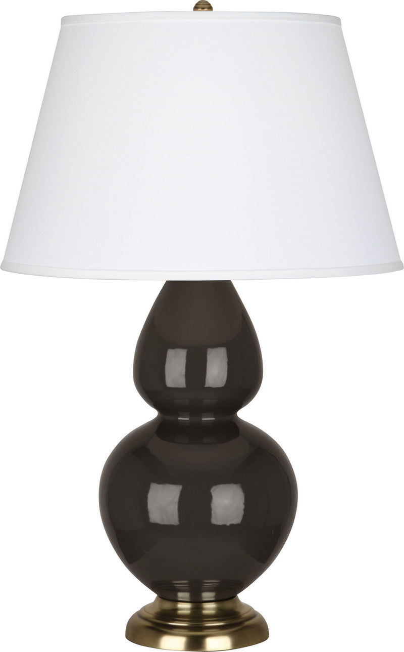 Robert Abbey CF20X Double Gourd One Light Table Lamp