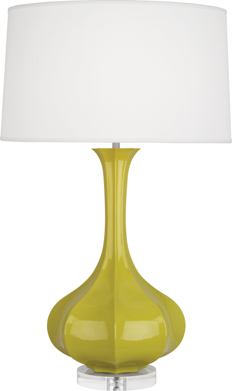 Robert Abbey CI996 Pike One Light Table Lamp