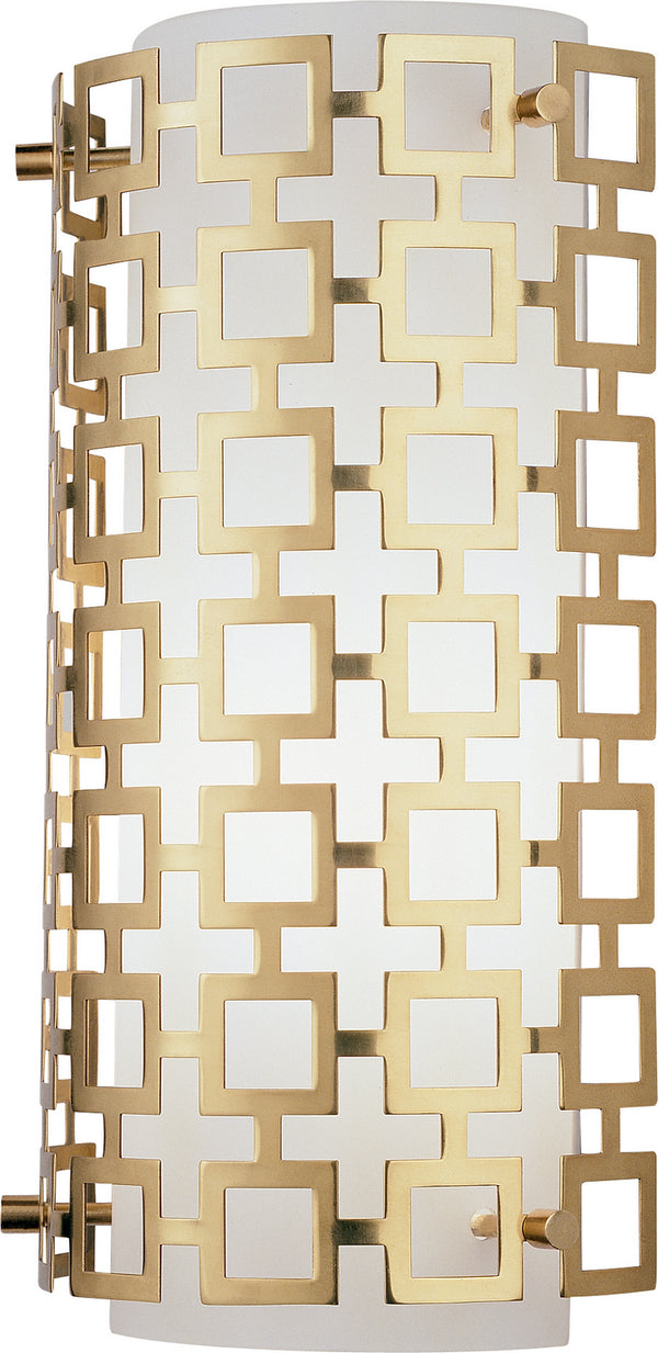 Robert Abbey 662 Jonathan Adler Parker One Light Wall Sconce