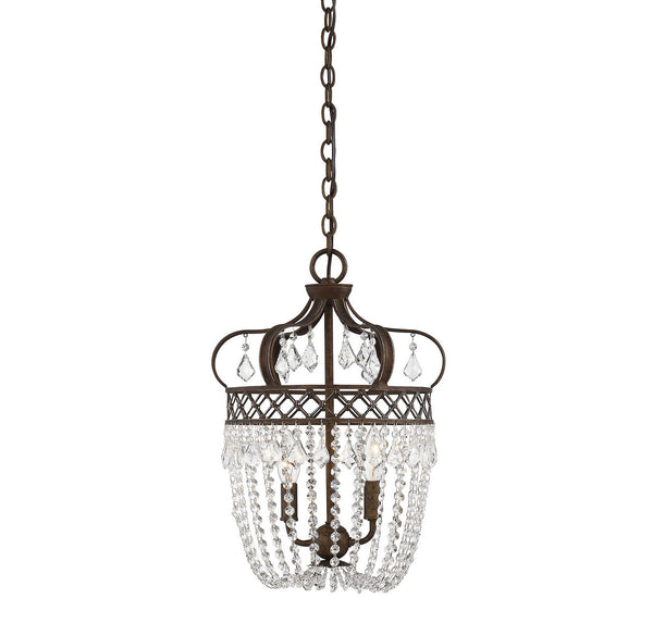 Savoy House 7-2440-2-8 Rochelle Two Light Pendant