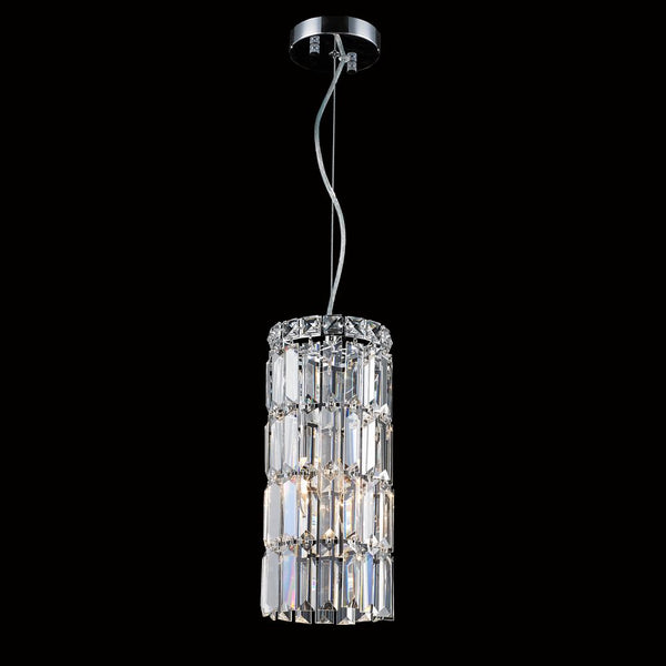 StarFire 7706CH Magnum One Light Pendant