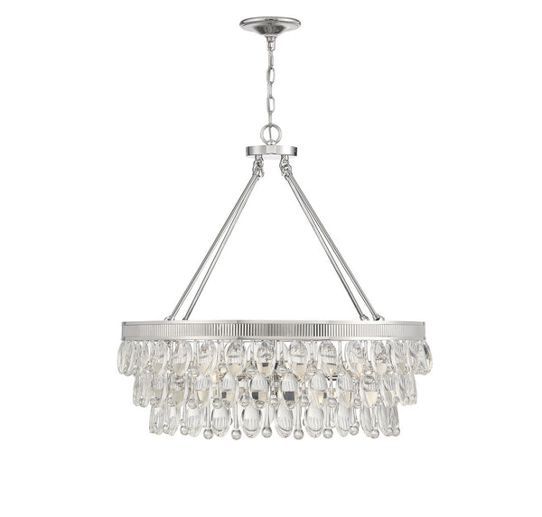 Savoy House 7-8701-6-109 Windham Six Light Pendant