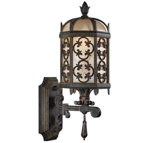 Fine Art 329881ST Costa del Sol One Light Outdoor Wall Mount