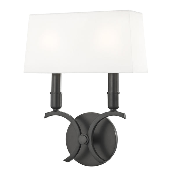 Mitzi H212102S-OB Gwen Two Light Wall Sconce