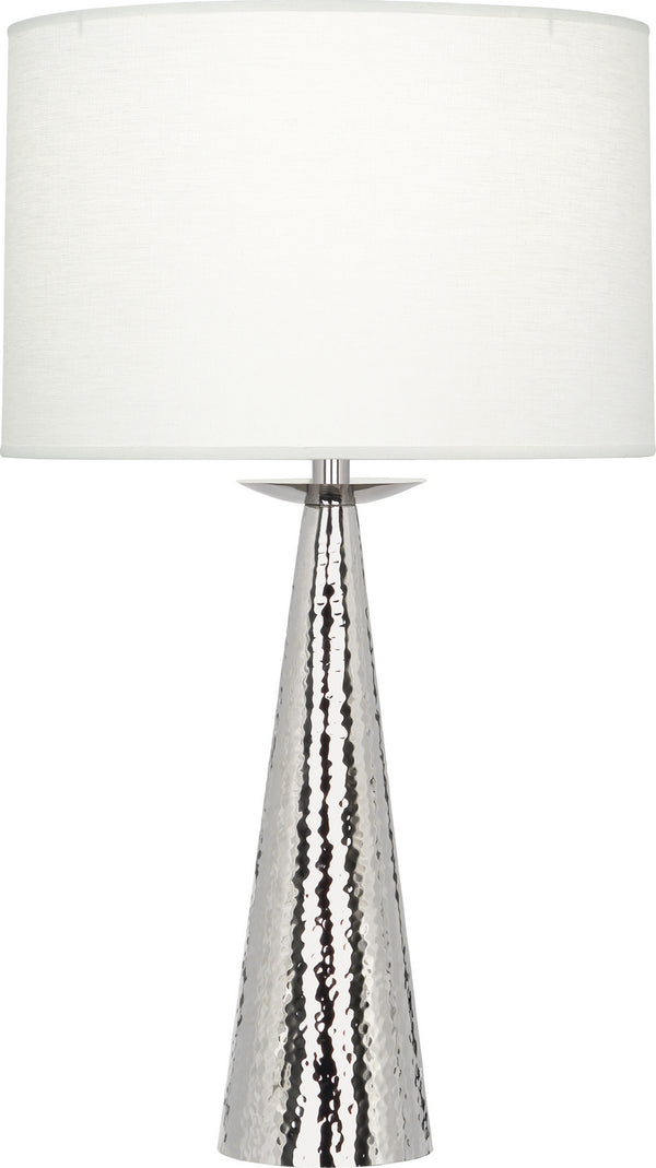 Robert Abbey S9869 Dal One Light Table Lamp