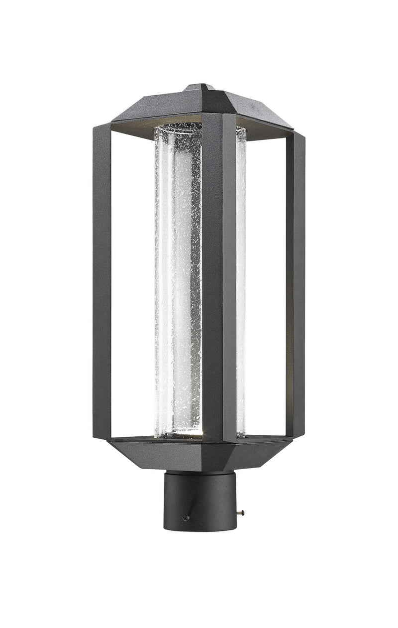 Artcraft AC9093BK Wexford LED Outdoor Post Mount
