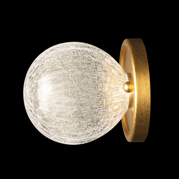 Fine Art 911650-2CLST Nest One Light Wall Sconce