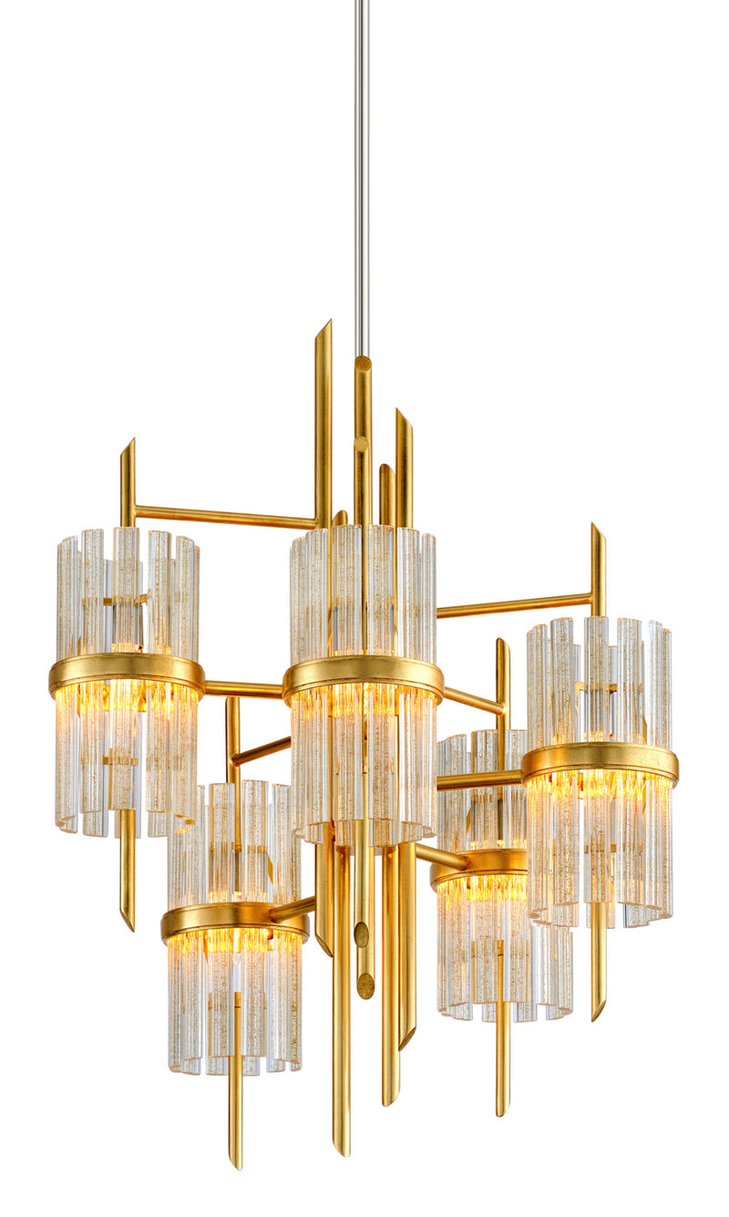 Corbett Lighting 257-05 Symphony Five Light Chandelier