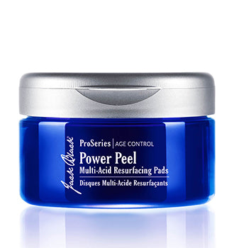 Jack Black Power Peel Multi-Acid Resurfacing Pads with UGL Complex™ & Niacinamide