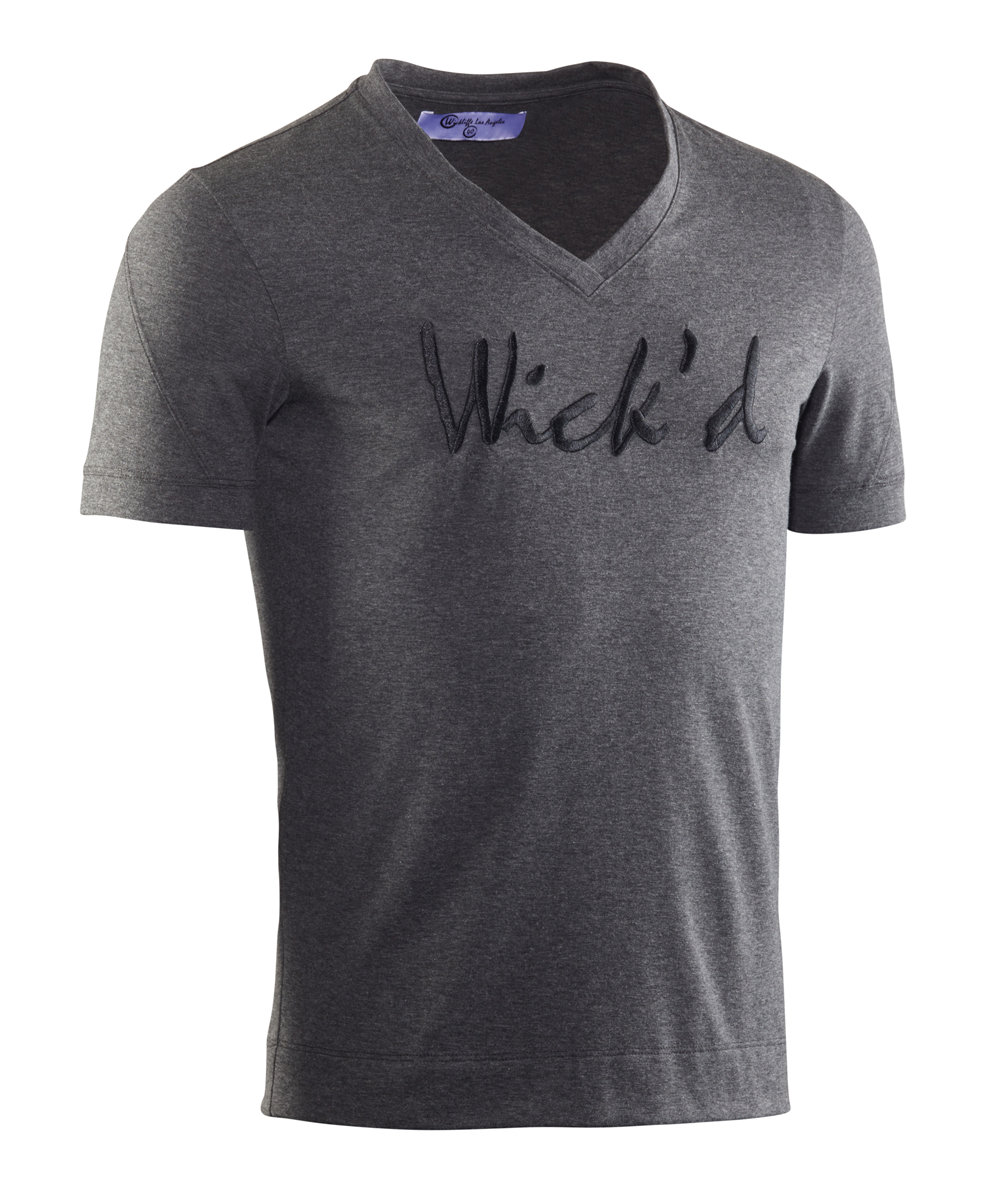 WICKLIFFE LOS ANGELES T-SHIRT