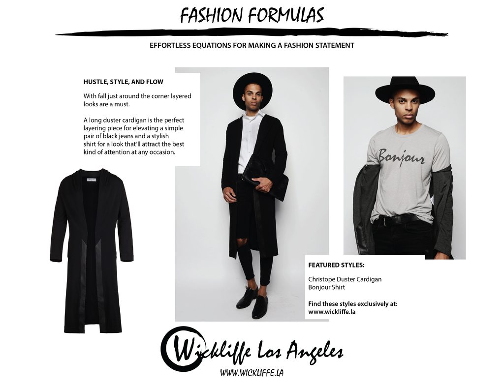 Wickliffe Los Angeles Fashion Formulas