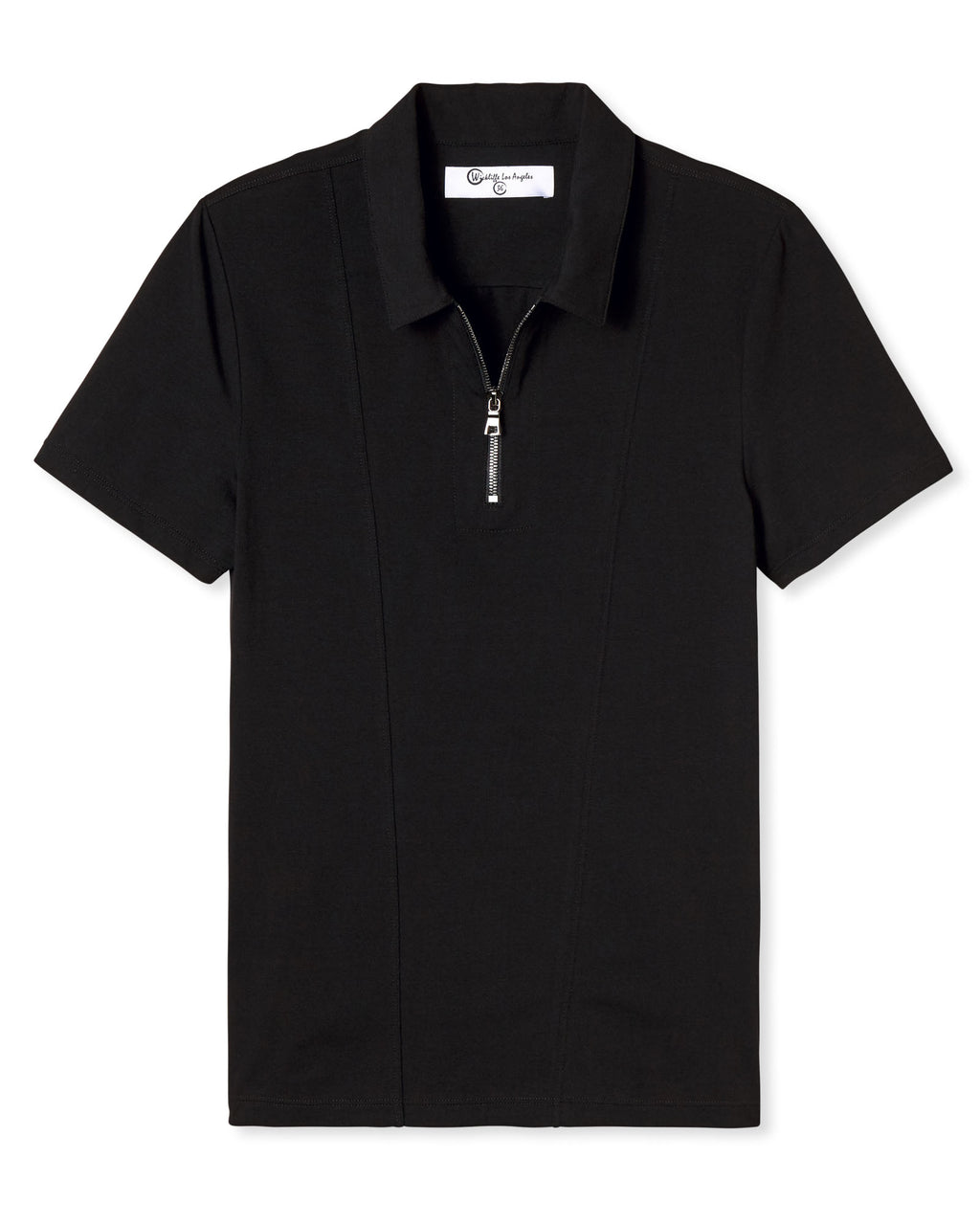 KENNETH ZIPPER POLO