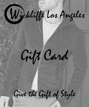 WICKLIFFE GIFT CARD