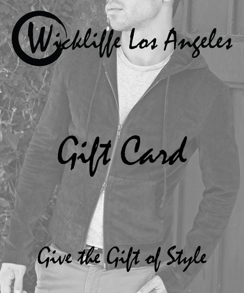 Wickliffe Los Angeles Gift Card