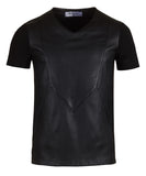 Donovan Leather Shirt