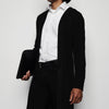 CHRISTOPHE DUSTER CARDIGAN NOIR