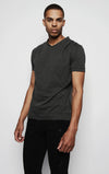 Prosper Pleated Shirt Black
