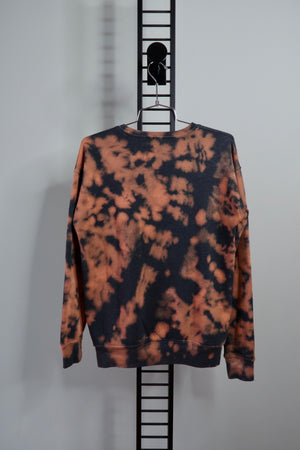 LOGAN FLAME HEATHER SWEATSHIRT