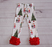 Grinch Icing Pants