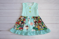 Toy Story Panel Dress