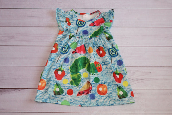 Hungry Caterpillar Pearl Dress