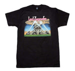 Led Zeppelin II Blimp with Searchlights T-Shirt
