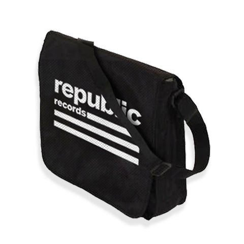 Republic Records Flap Top Vinyl Record Bag