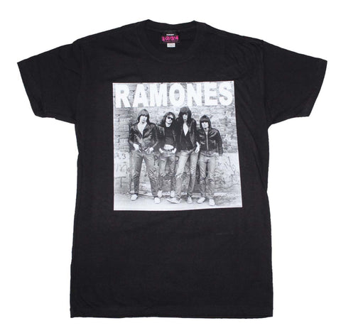 Ramones First Album Cover T-Shirt
