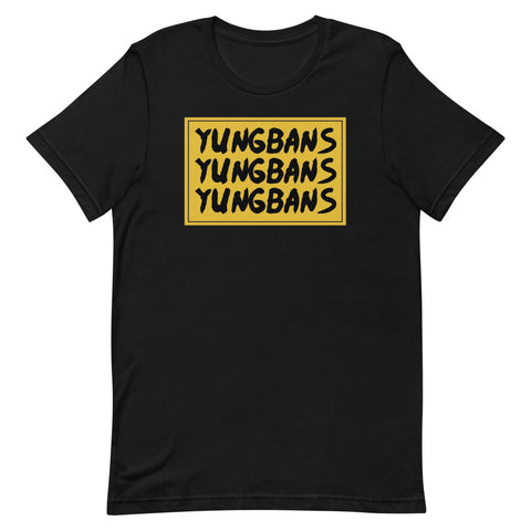 Yung Bans Yellow Box Tee