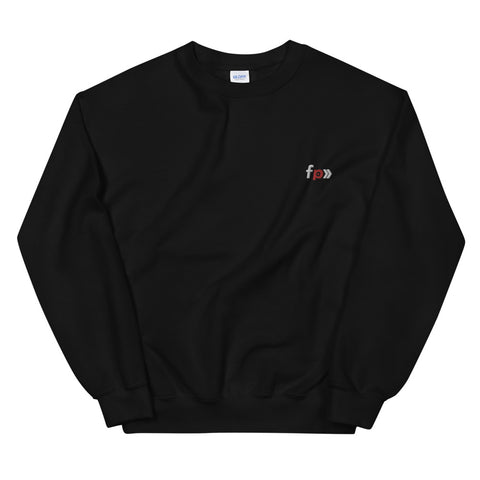 Fan Pass FP Crewneck