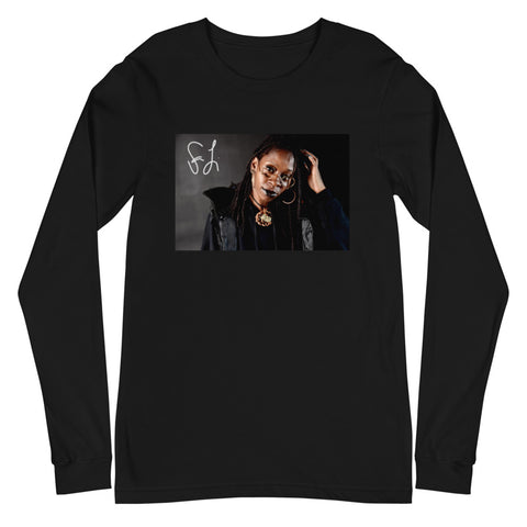Sapphinora Long Sleeve Photo Tee