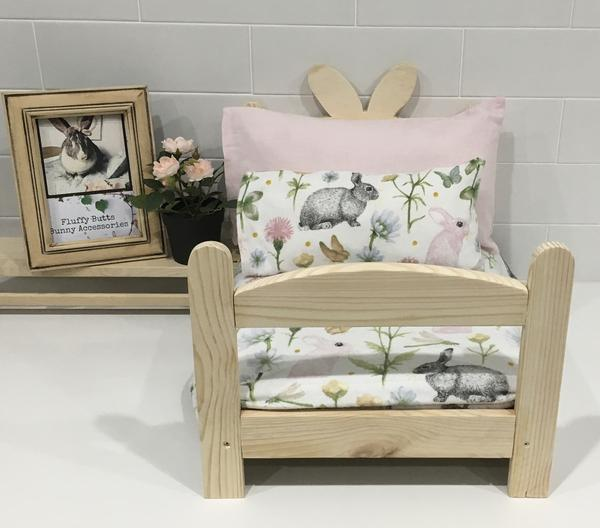 Bunny Ears Single Bed