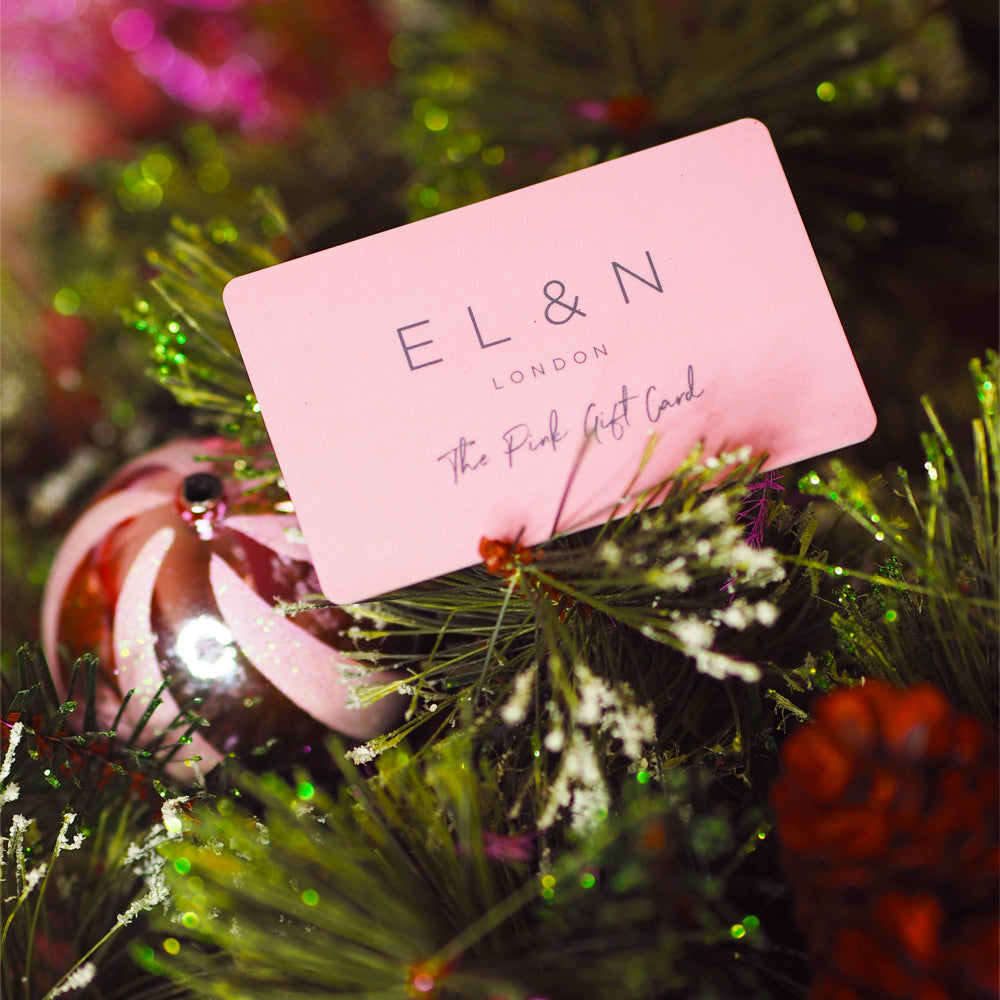 EL&N London - 'The' Pink Gift Card