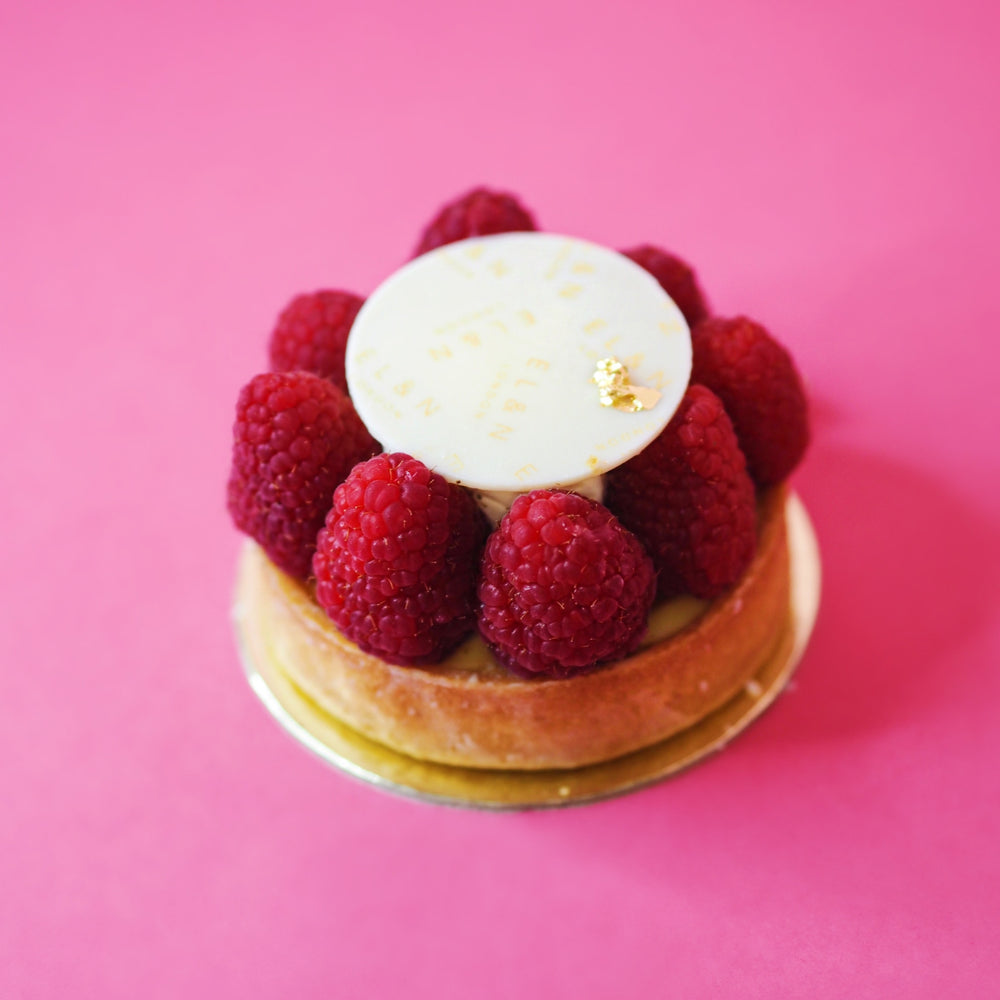 Raspberry Tart - Box of 9, 12 or 15