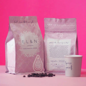 EL&N Hand Roasted Coffee Beans - 250g