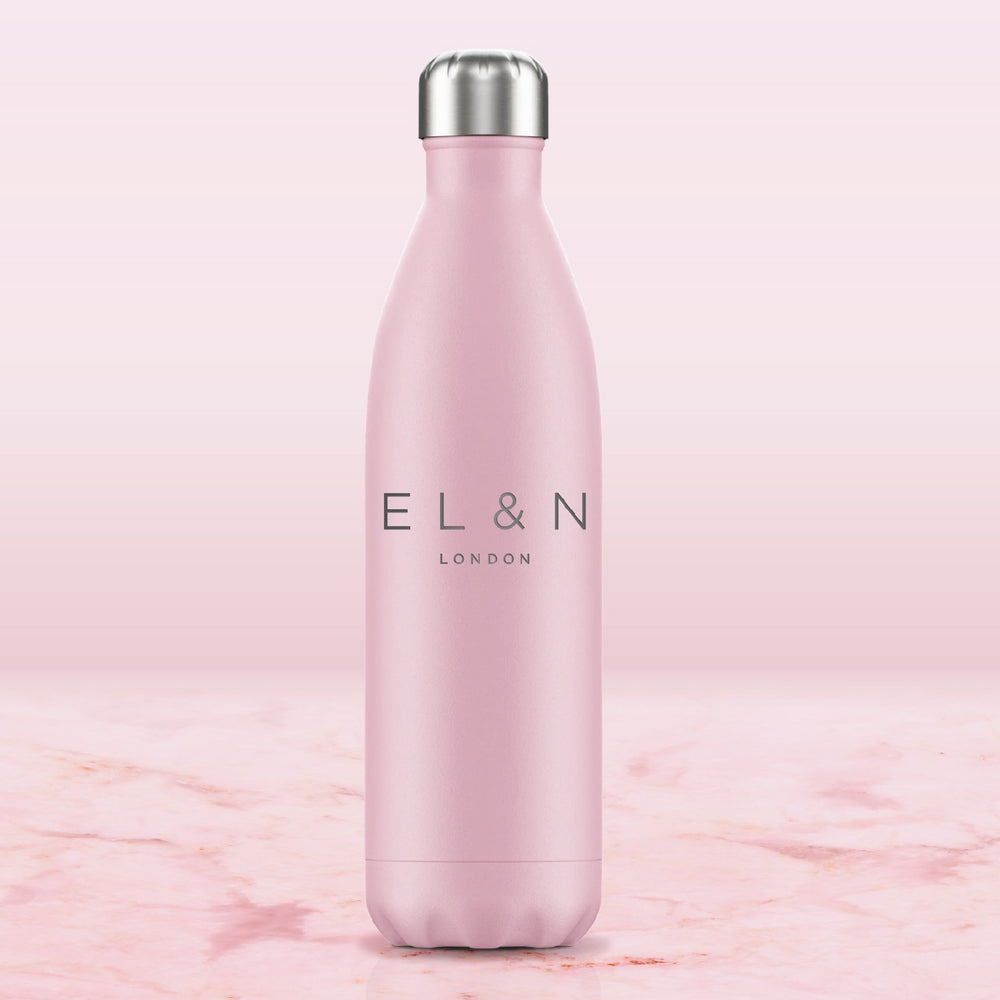 Pastel Pink Life Long Bottle
