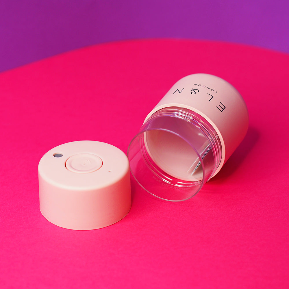 Small Pink Flask