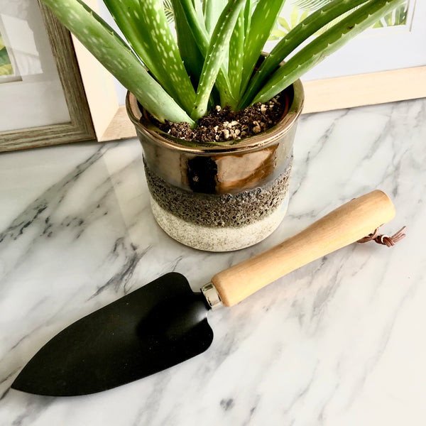 garden shovel spade small_Aloe Gal Plants & Decor