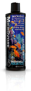 Brightwell Aquatics MICROVORE - MICRODIET FOR PLANKTIVOROUS ANIMALS