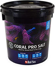 Load image into Gallery viewer, Red Sea Coral Pro Salt and Red Sea Sea Salt