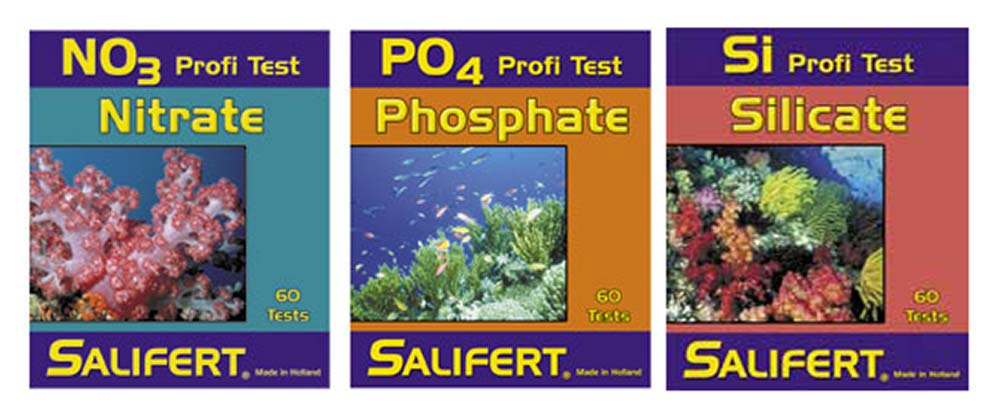 Salifert Algae Package Test Kit