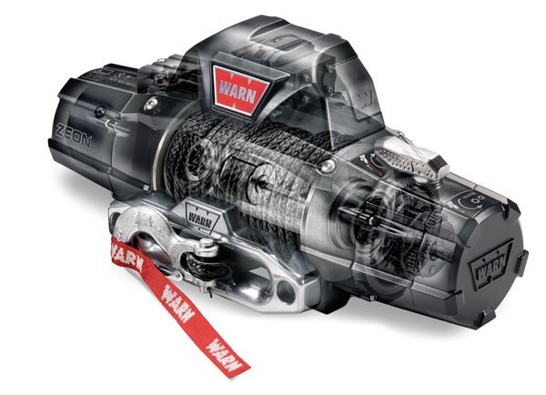 Warn ZEON 12-S PLATINUM WINCH