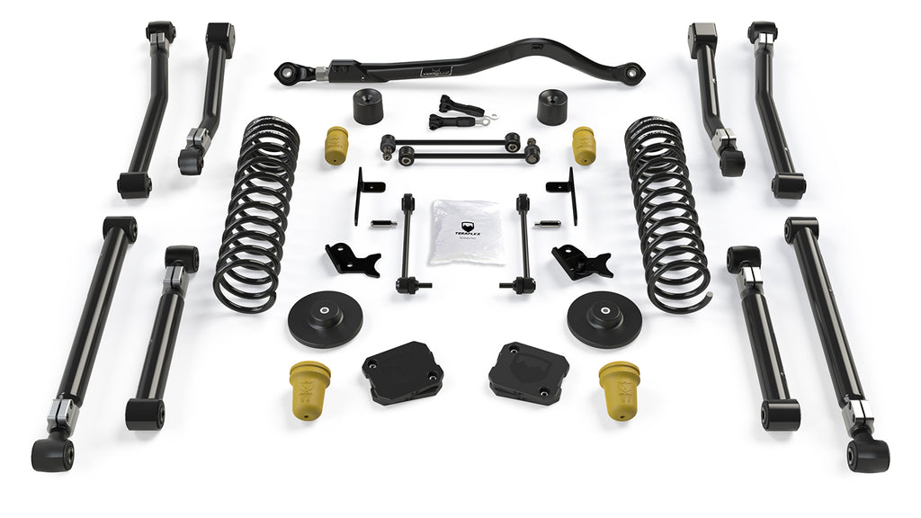 "TeraFlex 2.5""  Alpine CT2 Suspension for Jeep Gladiator JT"