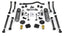"Teraflex 2.5"" Alpine RT2 Suspension System for Jeep Gladiator JT"
